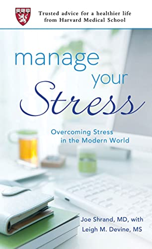9781250008541: Manage Your Stress: Overcoming Stress in the Modern World