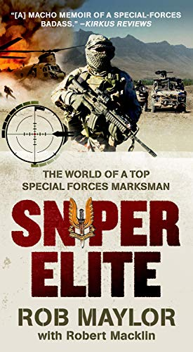 9781250008596: Sniper Elite: The World of a Top Special Forces Marksman