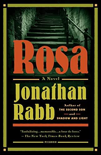 9781250008725: Rosa: A Novel (Detective Inspector Nikolai Hoffner)