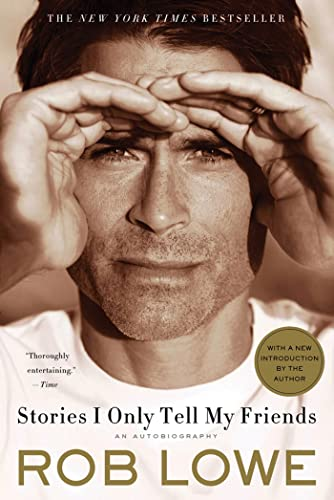 9781250008855: Stories I Only Tell My Friends: An Autobiography