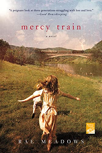 9781250009180: Mercy Train: A Novel (Reading Group Gold)