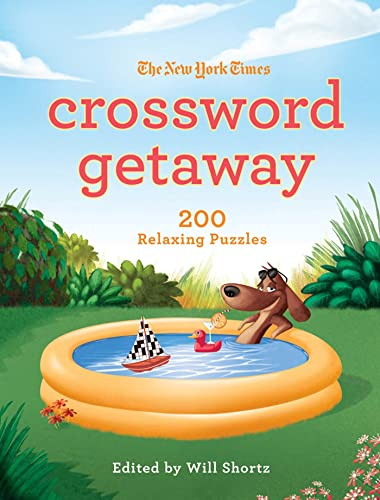 9781250009289: The New York Times Crossword Getaway: 200 Relaxing Puzzles