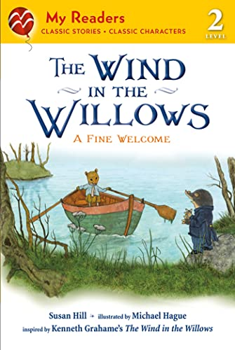 9781250010155: The Wind in the Willows: A Fine Welcome (My Readers)