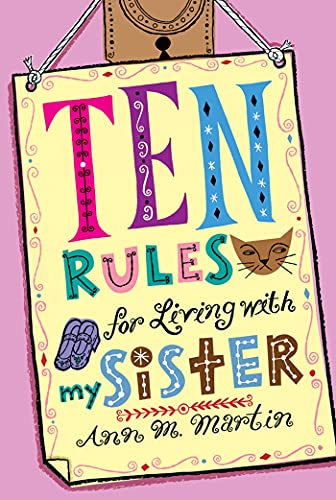 9781250010216: Ten Rules for Living with My Sister