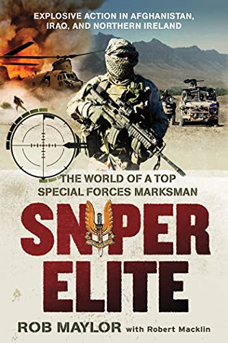9781250010469: Sniper Elite: The World of a Top Special Forces Marksman
