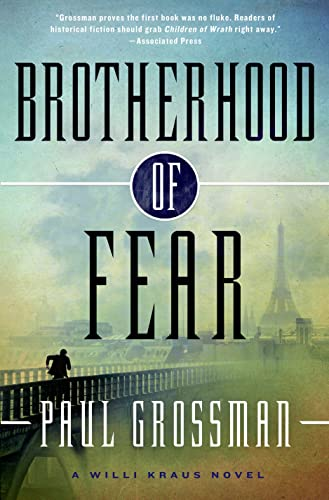 9781250011596: Brotherhood of Fear: A Willi Kraus Novel (Willi Kraus Series)