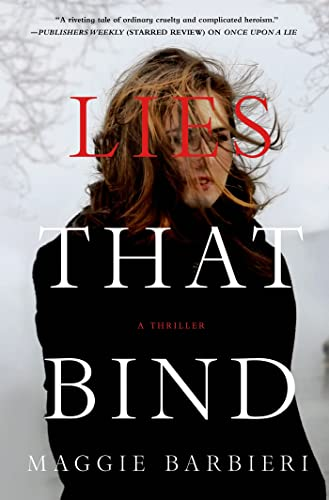 Lies That Bind (Maeve Conlon Novels): Barbieri, Maggie