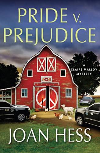 Pride v. Prejudice: A Claire Malloy Mystery: Joan Hess