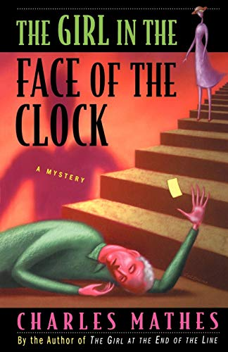 9781250012272: Girl In The Face Of The Clock (Girl Series)