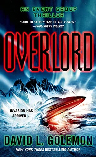 9781250013026: Overlord: An Event Group Thriller (Event Group Thrillers)