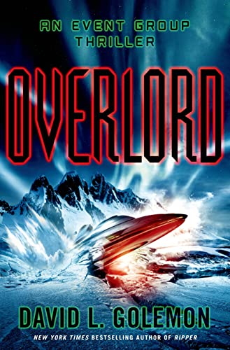 9781250013040: Overlord: An Event Group Thriller (Event Group Thrillers)