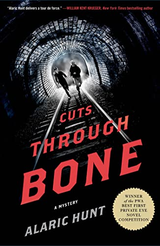 9781250013309: Cuts Through Bone: A Mystery (A Guthrie and Vasquez Mystery)