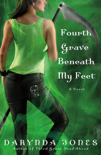 9781250014467: Fourth Grave Beneath My Feet (Charley Davidson Series)