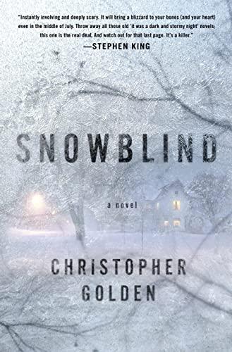 9781250015310: Snowblind: A Novel
