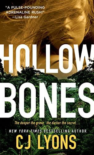Hollow Bones (Special Agent Caitlyn Tierney): Lyons, CJ