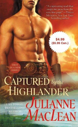 9781250016263: Captured by the Highlander