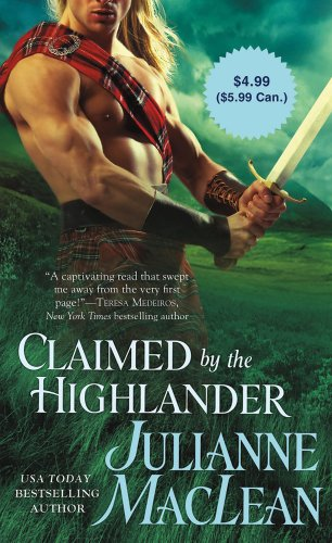 9781250016270: Claimed by the Highlander