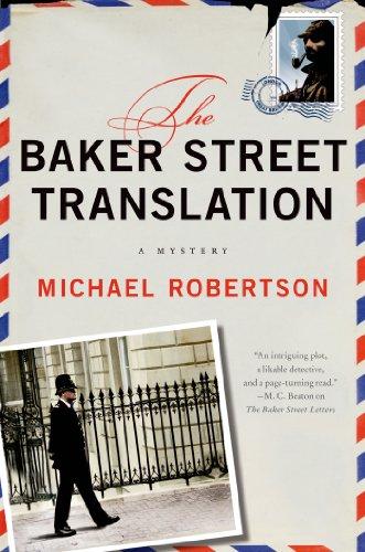 9781250016454: The Baker Street Translation: A Mystery (The Baker Street Letters)
