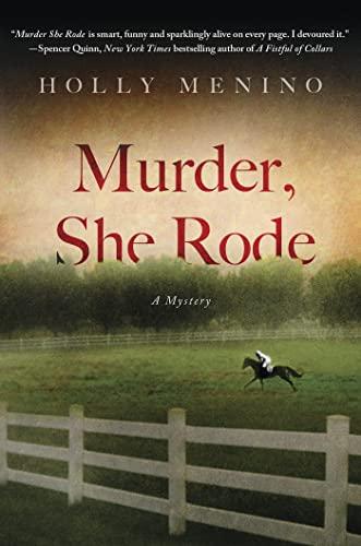 9781250016515: Murder, She Rode: A Tink Elledge Mystery