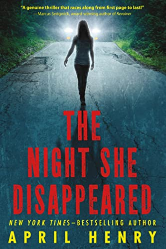 The Night She Disappeared: Henry, April