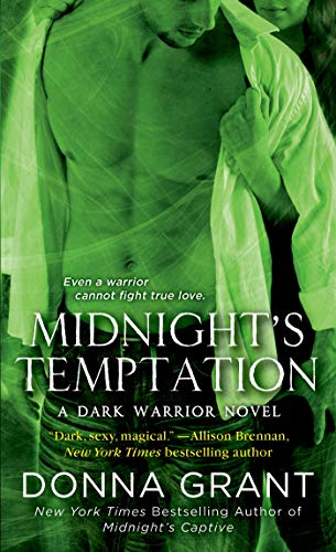 9781250017284: Midnight's Temptation: A Dark Warrior Novel (Dark Warriors)