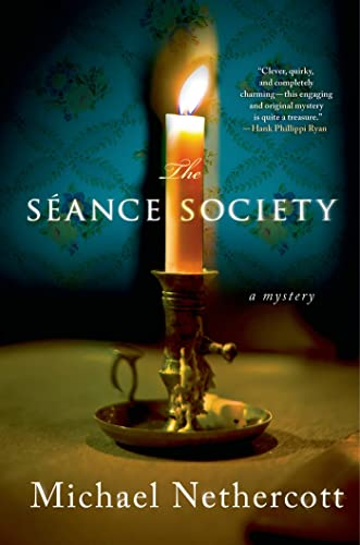 9781250017390: The Seance Society: A Mystery (O'Nelligan and Plunkett)