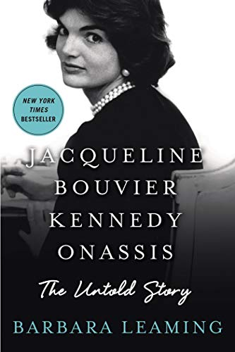 9781250017642: Jacqueline Bouvier Kennedy Onassis: The Untold Story