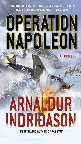 Operation Napoleon: Arnaldur Indridason