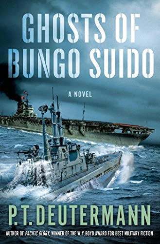 9781250018021: Ghosts of Bungo Suido: A Novel