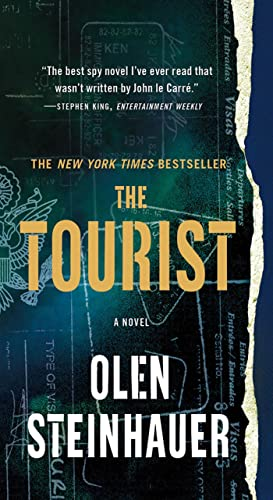 9781250018410: The Tourist (Milo Weaver)