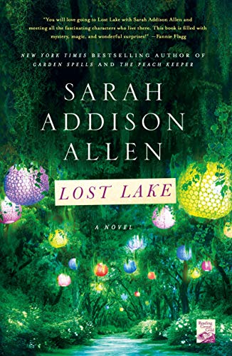 9781250019820: Lost Lake
