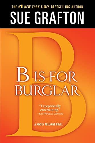 9781250020246: B Is for Burglar (Kinsey Millhone Alphabet Mysteries)