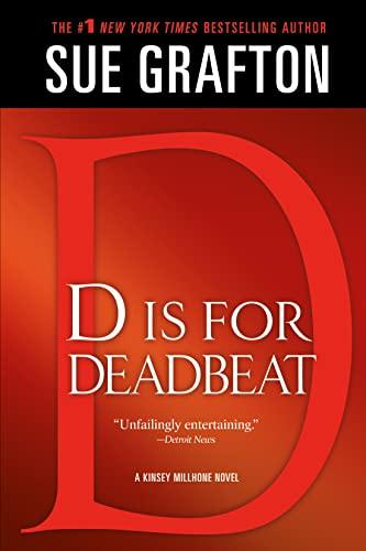 9781250020260: D Is for Deadbeat (Kinsey Millhone Mystery)