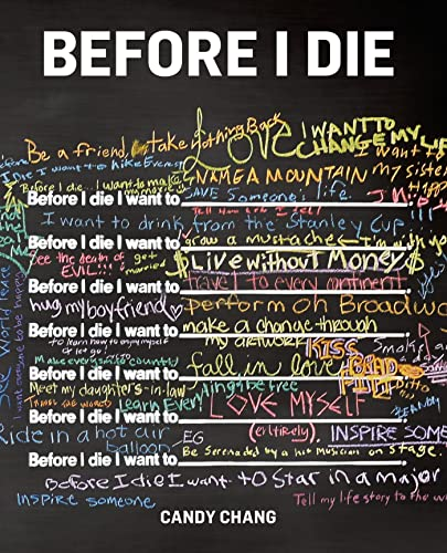 9781250020840: Before I Die