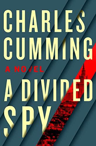 9781250021045: A Divided Spy: A Novel (Thomas Kell)