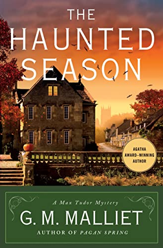 9781250021441: The Haunted Season: A Max Tudor Mystery (A Max Tudor Novel)