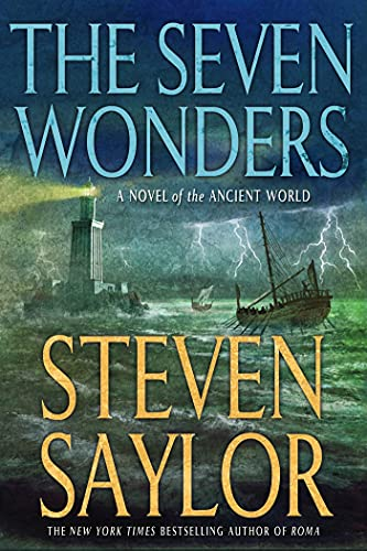 9781250021601: The Seven Wonders: A Novel of the Ancient World (Novels of Ancient Rome)