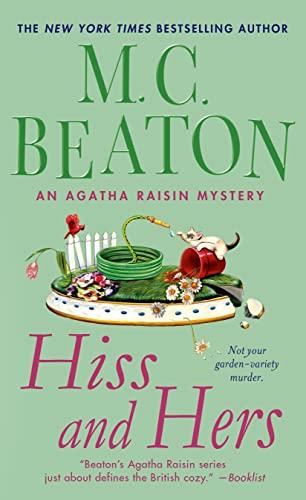 9781250021618: Hiss and Hers (Agatha Raisin)