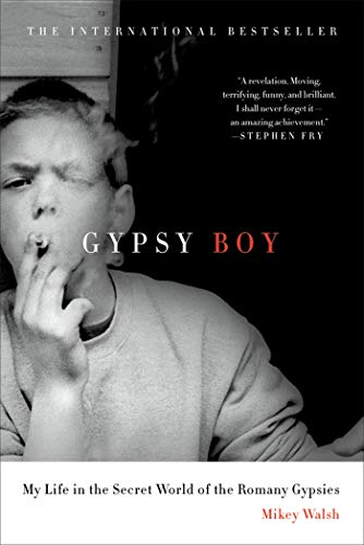 9781250022028: Gypsy Boy: My Life in the Secret World of the Romany Gypsies
