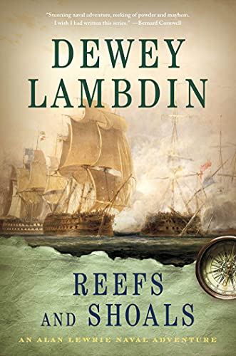 9781250022035: Reefs and Shoals: An Alan Lewrie Naval Adventure (Alan Lewrie Naval Adventures)