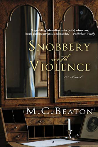 9781250022486: Snobbery With Violence: An Edwardian Murder Mystery