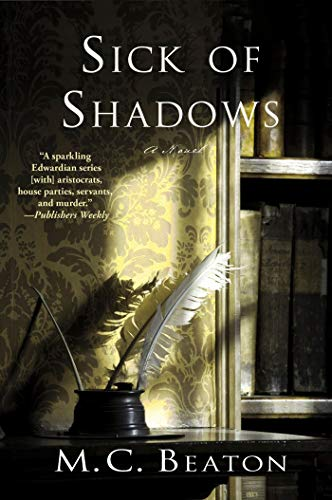 9781250022509: Sick of Shadows: An Edwardian Murder Mystery (Edwardian Murder Mysteries)
