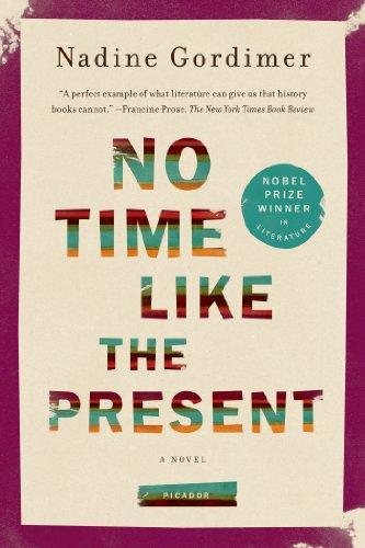 9781250024039: No Time Like the Present: A Novel
