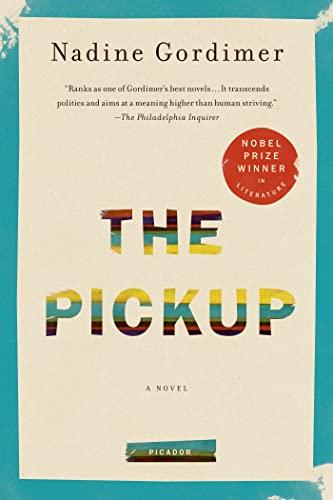 9781250024046: The Pickup: A Novel