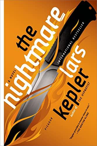 9781250024107: The Nightmare: A Novel (Detective Inspector Joona Linna)