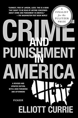 9781250024213: Crime and Punishment in America