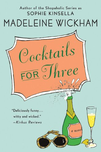 9781250024367: Cocktails for Three
