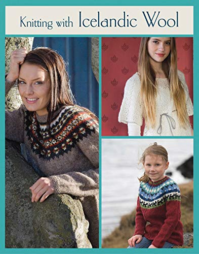 9781250024800: Knitting with Icelandic Wool (Knit & Crochet)