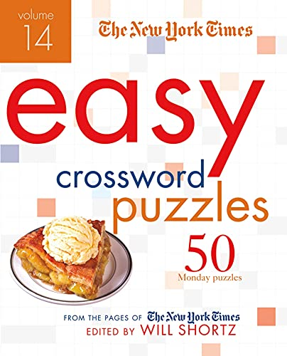 9781250025203: The New York Times Easy Crossword Puzzles Volume 14: 50 Monday Puzzles from the Pages of The New York Times