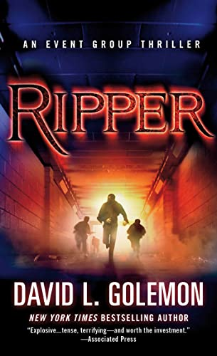 9781250025401: Ripper (Event Group Thrillers)